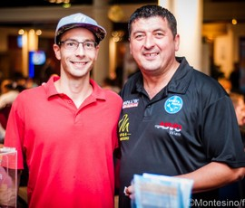 Bounty on Mensur Suljovic | 16.September 2015