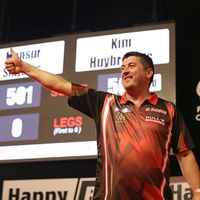 Suljovic in Hochform